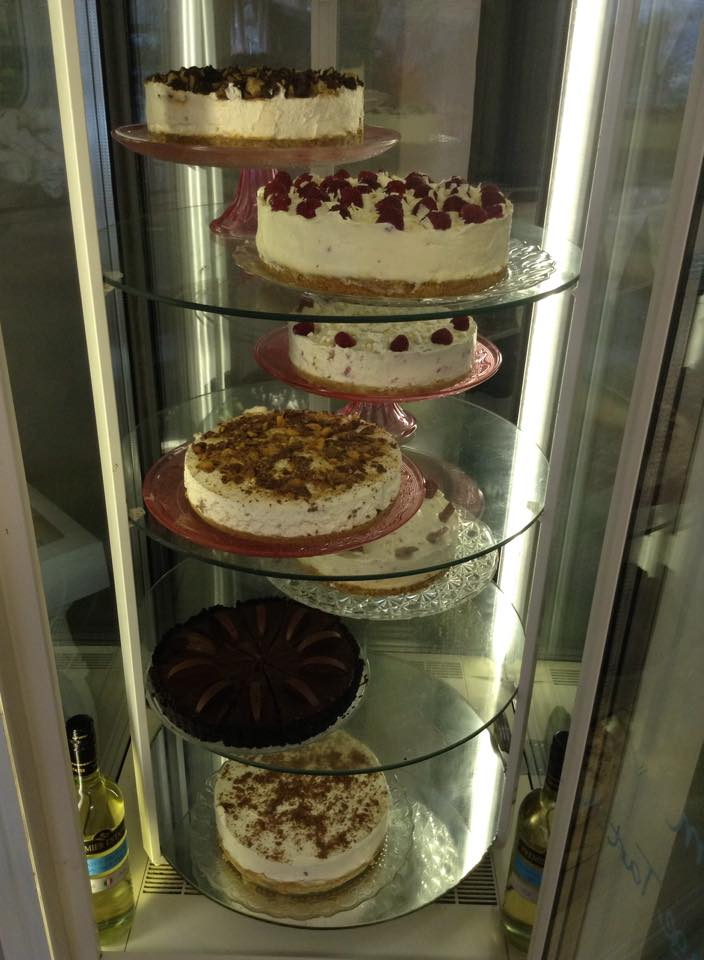 Selection of our Cheesecake