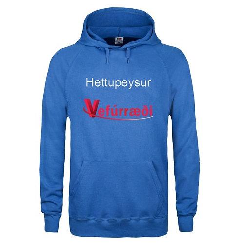 Hettupeysur - fatamerking - Logo