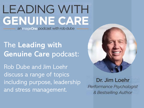 LEADING WITH GENUINE CARE Podcast
