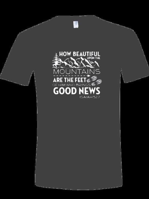 Isa 52:7 T-Shirt
