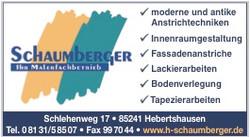 Schaumberger