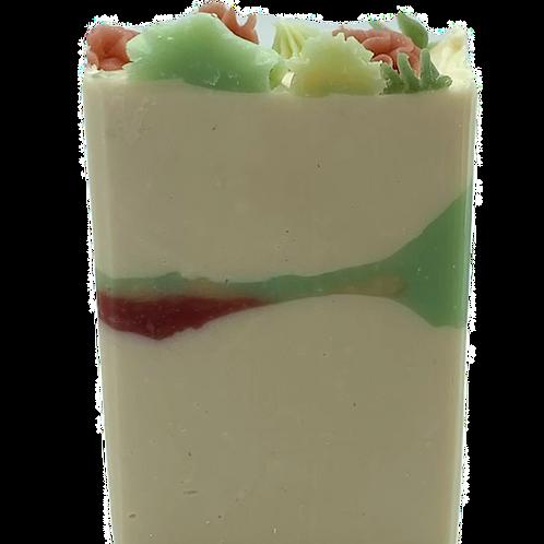 Macintosh Apple Triple Milk Luxury Cream Soap