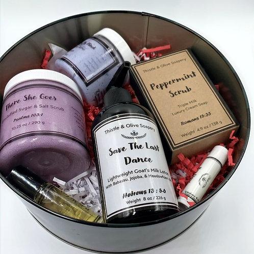 Deluxe Gift Tin
