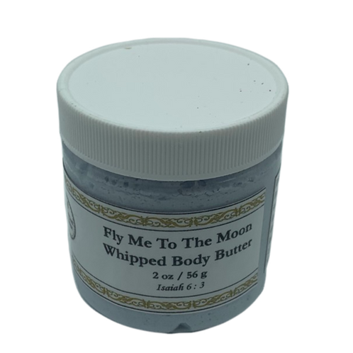 Fly Me To The Moon Whipped Body Butter