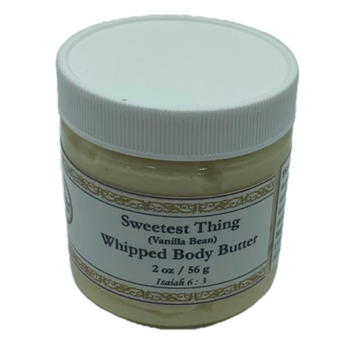 The Sweetest Thing Whipped Body Butter