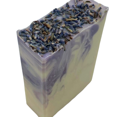 Lavender Triple Milk Luxury Cream Soap