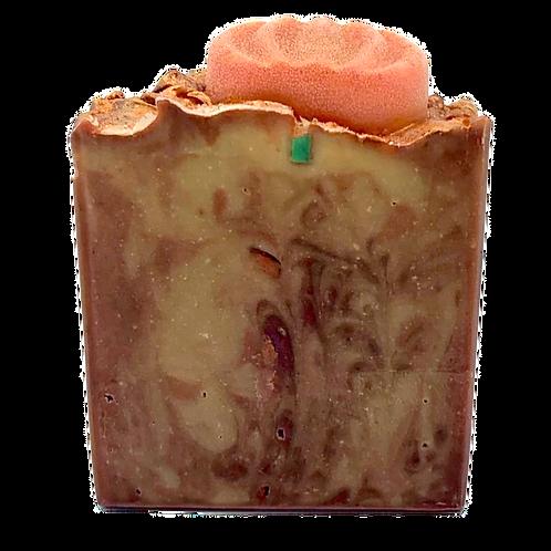 *Limited Edition* Pumpkin Pie Triple Milk Luxury Cream Soap