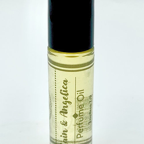 Rain & Angelica Perfume Oil