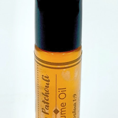 Unruly Patchouli Perfume/Cologne Oil-All Natural