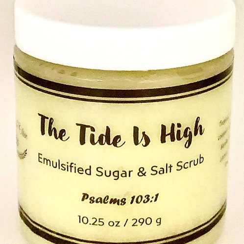 The Tide Is High Emulsified Sugar Scrub
