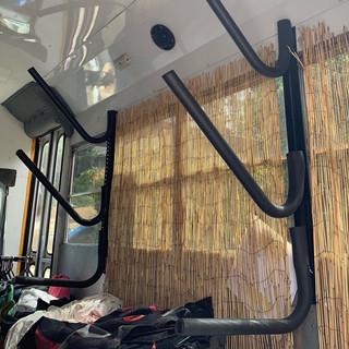 Surf bus surf racks