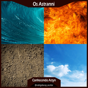 Conhecendo Arzyn: Os Astranni