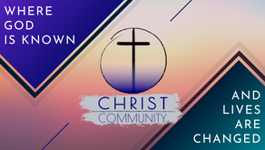 Church Unity and our new Vision & Mission