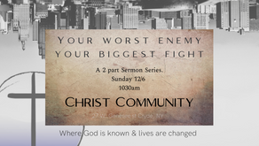 Your worst enemy, your biggest fight - Part II