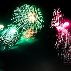 1st B&D Scouts; BRL Fireworks Display