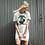 Thumbnail: Classic BullyZ - The More MedicatedTheMoreDedicated  Organic Cotton T Dress