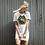 Thumbnail: Classic BullyZ Company  L.L.C- Genetics   Organic Cotton T Dress