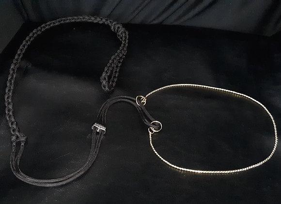 Custom 8MM Braided Luxury Martingales