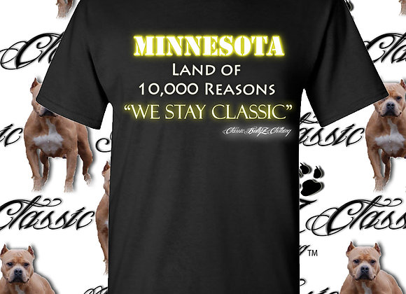 Classic BullyZ/J4TaY - MN Land of 10.,000 Reasons
