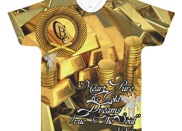 """We Stay Classic"" ""Heart Pure As Gold..J4TaY Mens Ts"