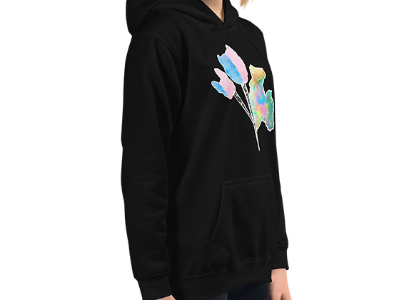 "Classic BullyZ"" Cotton Candy "" Youth Hoodies"