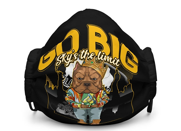 Classic BullyZ - B-I-G   Mask