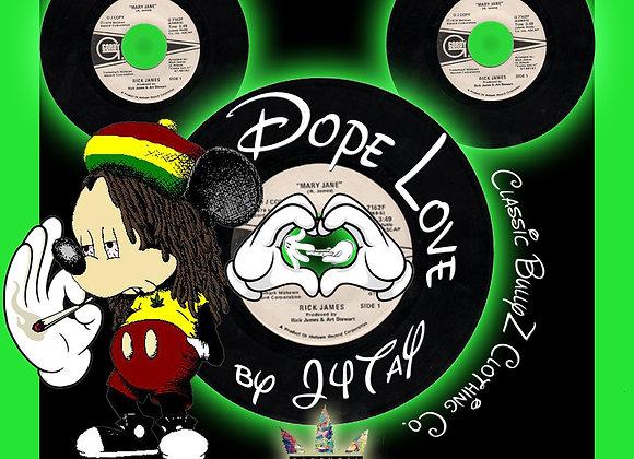 J4TaY- DOPE LOVE (Beat By Tone Jonez +Rick James-Friday Inst.)