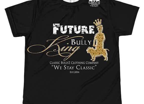 "Classic BullyZ ""Futur BullyKing ""  Toddler T's"