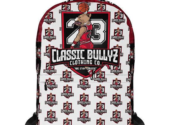 "Classic BullyZ ""JumpBully""  Backpack"