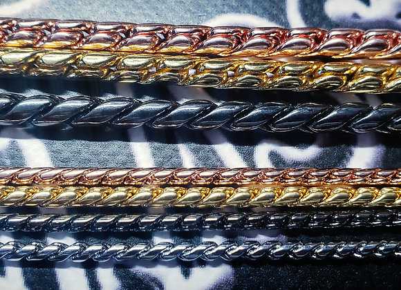 Rose Gold 5MM Show Chain