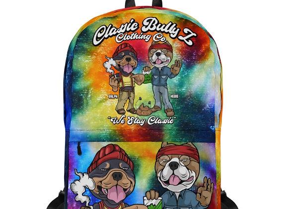 "Classic BullyZ"" Ralph & Herbie""  Backpack"