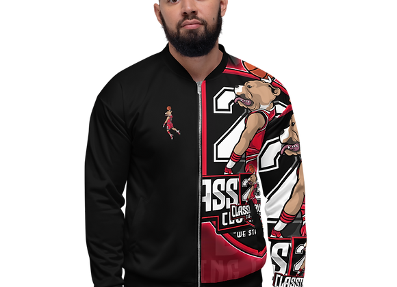 "Classic BullyZ 360° "" JumpBully 23 "" Bomber Jacket"