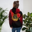 """Thumbnail: WOMENS CBC CO. 360° """"Red Rose"""" Jogger Suit"""