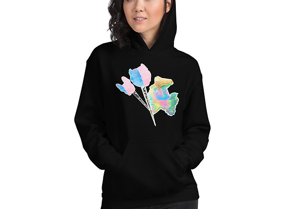 Cotton Candy Hoodies