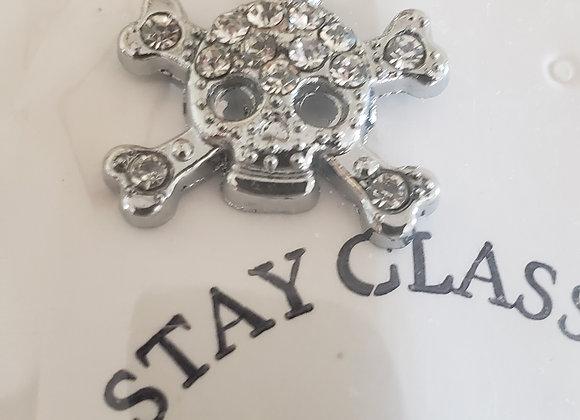 "Classic ChainZ ""SKULL"" Charm"