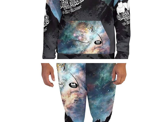 "MEN'S CBC Co. 360° ""GALAXY"" Jogger Suit"