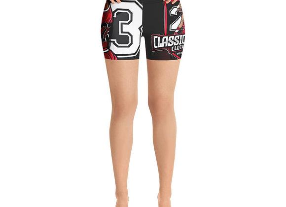 Classic BullyZ - JumpBully | Ladies Shorts