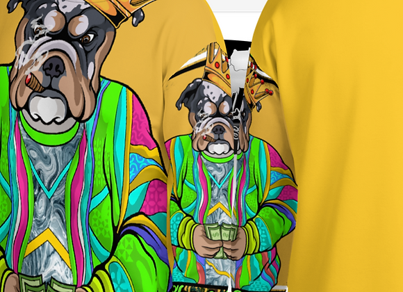 "MEN'S CBC Co. 360° "" Bad Bull 4 Lyfe"" Sweatshirt"