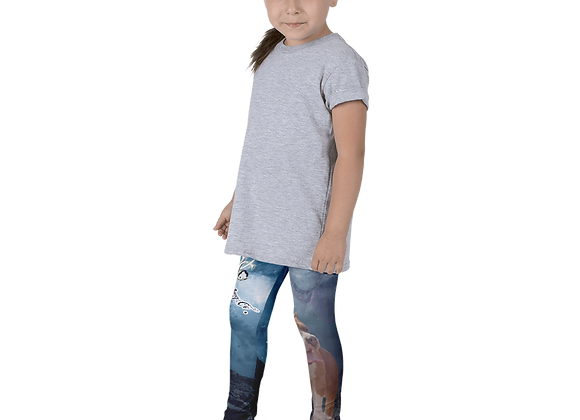 "Classic BullyZ ""OutsiderZ"" Girls Leggings"