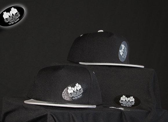 Classic BullyZ B&W Snap Back Caps