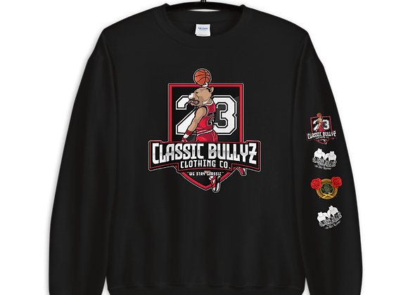 "Classic BullyZ ""JumpBully 23"" Sweatshirt"