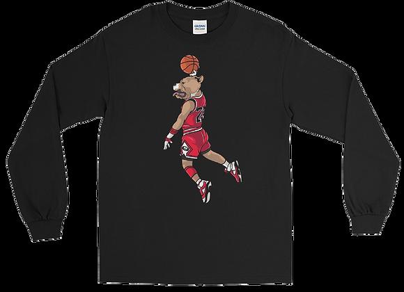 "Classic BullyZ ""JumpBully"" Long Sleeve Shirt"