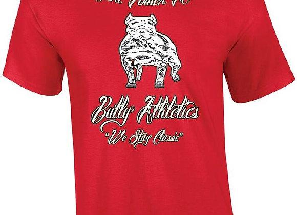 Classic BullyZ- Heart, Power, Mind Bully Athletic