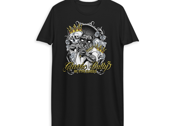 "Classic BullyZ ""La Familia "" Organic Cotton T Dress"