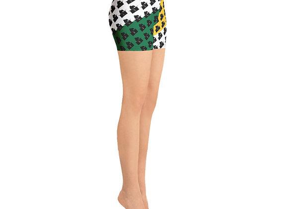"Classic BullyZ ""Culture"" Ladies Shorts"