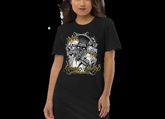 "Classic BullyZ ""La Familia "" Organic Cotton T Dress"