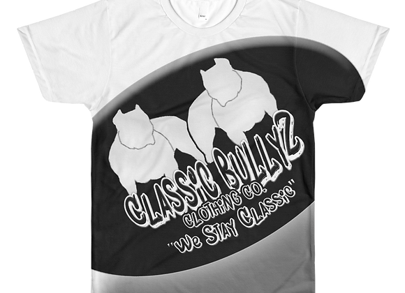 """Classic BullyZ """"QR CODE"""" Collection- Men's Wraped Ts"""