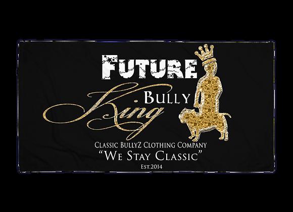 "Classic BullyZ  ""FUTURE BULLY KING""  BEACH TOWEL"