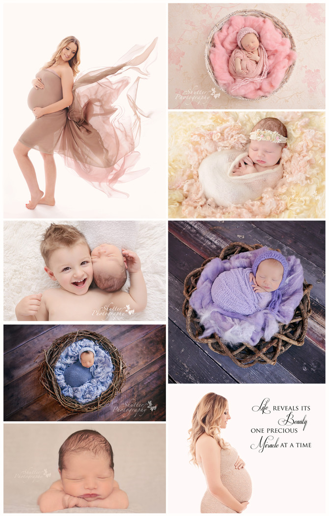 Newborn Session Availability Aug-Mar