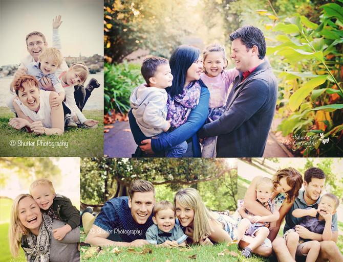 Pre Xmas Family Sessions